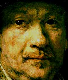 Being Seen By Rembrandt By Gerald Grow - 40 amazing examples self portrait photography